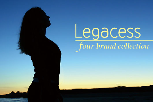 Legacess four brand collection